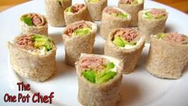 Simple Sandwich Sushi
