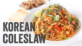 Korean Cole Slaw Recipe: Season 4, Ep. 12