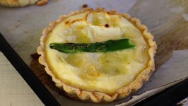 The Recipe Show By Rattan Direct - Asparagus Tarts
