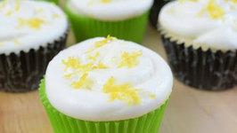 Lemon Burst Cupcakes - Plan Prep and Party Collaboration