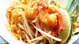 The Best Pad Thai Shrimp Recipe, The National Dish of Thailand