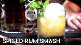 Rumson's Week: Spiced Rum Smash