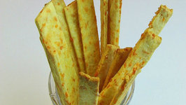 Betty's Cheesy Bread Sticks