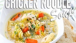 Homestyle Chicken Noodle Soup Recipe : Season 2, Ep. 13