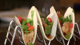 Jicama Lobster Street Tacos