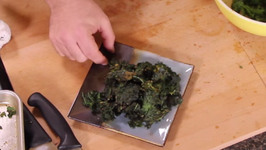Kale Chip Basics