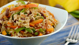 Mexican Rice (Diabetic and Zero Oil)