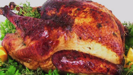 Holiday Series - Whole Roasted Turkey with Homemade Brine