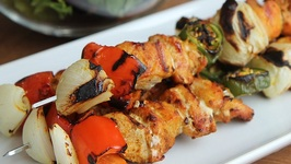 Chicken Skewers- Grilled Chicken Kebab