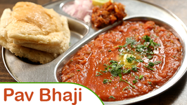 Pav Bhaji Recipe  Yummy Street Food  The Bombay Chef - Varun Inamdar