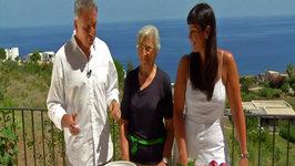 Cooking Salina with Grandma