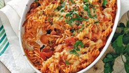 Quick Cheesy Pasta Bake  One Pot Chef
