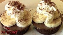 Chocolate Banoffee Pies