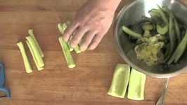 How To Prep A Cucumber