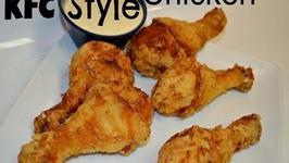 KFC Chicken - Best Buttermilk Chicken Secret
