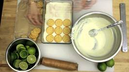 Sweet Hacks: 10-Minute No-Bake Lime Cracker Pie