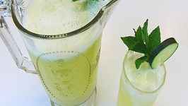 Betty's Cooling Cucumber-Mint Lemonade