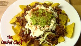 Nachos Bolognese  One Pot Chef