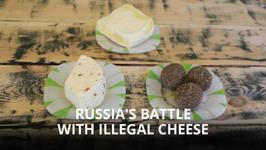 Counterfeit cheese: Russia's underground dairy dealers