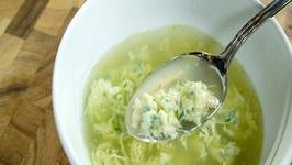 Zuppa di Stracci (Stracciatella Soup) Recipe
