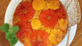 Dessert - Upside Down Citrus Cake