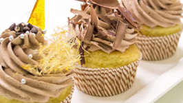 Eggless Cupcakes Recipe In Microwave Convection Mode - Eggless Microwave Baking