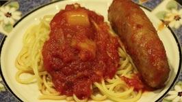 Pasta Sauce/ Sausage