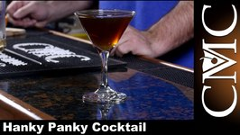The Hanky Panky Cocktail With Fernet-Branca