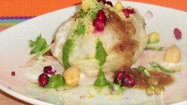 Raj Kachori Chaat- Indian Street Food