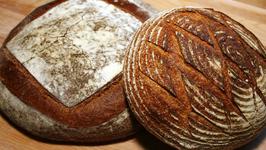 Rye Round Bread