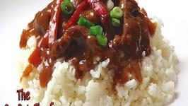 Slow Cooked Mongolian Beef