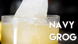 Tiki Week: Navy Grog