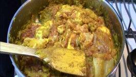 Chicken Jalfrezi - Murgh Jalfrezi