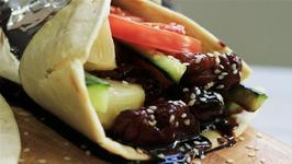 Chicken Teriyaki Gyros Recipe
