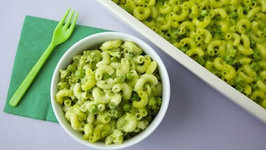 Green Mac and Cheese - St. Patrick's Day Recipes