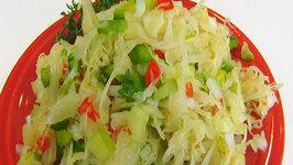 Betty's Sauerkraut Salad