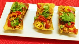 Tofu Fiesta Flats Video Recipe