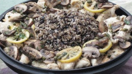 Dutch Oven Chicken Picatta with all the Fixin's Episode 1- Part 1
