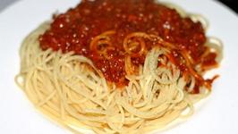 Chicken Spaghetti Sauce