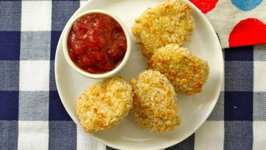 Easy Chicken Nuggets - Healthy Fast Food