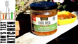 Texas Brew Fire Roasted Kale Salsa