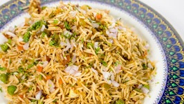 Tawa Pulao / Mumbai Street Style Veg Tava Pulav / Indian Street Food