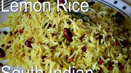 Quick and Easy Lemon Rice