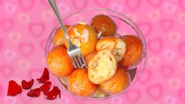 Bread Gulab Jamun Video Recipe