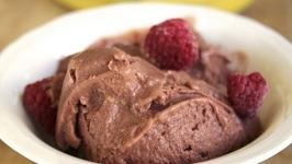 How To Make Instant Chocolate Ice Cream