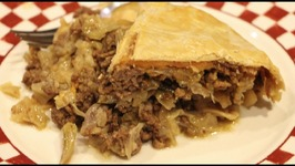 Beef/Hamburger And Cabbage Casserole