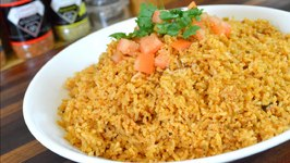 How to Make Mexican Rice  How to Make Spanish Rice