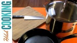 Cooking Essentials - 5 Tools Every Kitchen Needs!