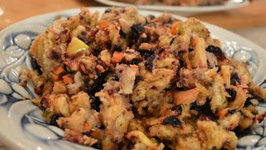 How to Cook Haskap Apple Bread Stuffing
