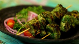 Chicken Pudina Tikka  Ramadan Special  Quick & Easy Food Recipe